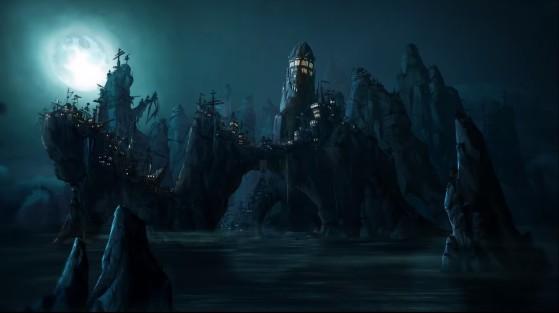 Ruined King es el primer juego de Riot Forge y estará desarrollado por el estudio de Joe Madureira