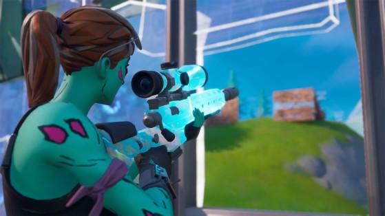 Fortnite: Tiroteo del Tirador (Dúos), nuevo modo de juego