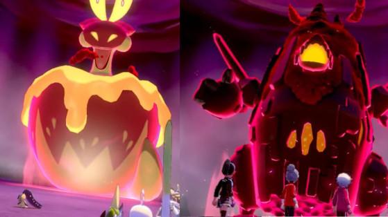 Pokémon Espada y Escudo recibe a Lapras, Coalossal, Flapple y Appletun en forma Gigamax