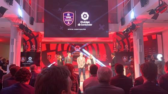 Así es la eLaliga Santander de FIFA 20