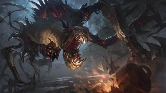 LoL: El terror psicológico llega a League of Legends con los diálogos del rework de Fiddlesticks