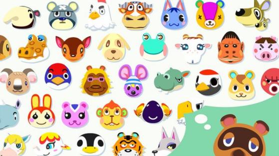 Animal Crossing New Horizons: todos los vecinos, habitantes de la isla en el juego