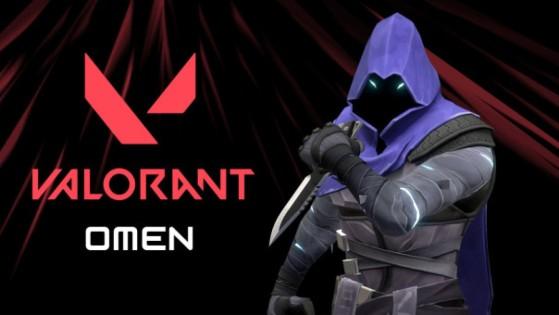 Valorant: Omen, el agente más misterioso del FPS de Riot Games