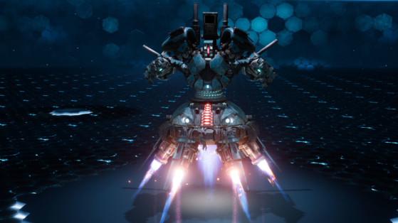 Final Fantasy VII Remake, jefe del capítulo 7: Aerodestructor