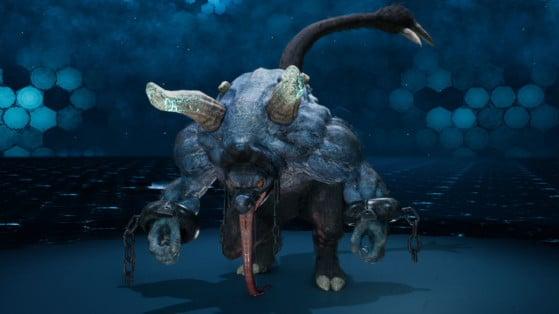 Final Fantasy VII Remake: Combate contra Aps y sus descendientes