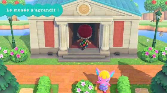 Animal Crossing New Horizons: ¿Cómo ampliar el Museo y conseguir la galería de Arte?