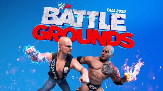 2K Games anuncia WWE 2K Battlegrounds, su nuevo juego arcade de lucha de la WWE