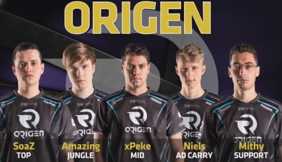 Aún con Gragas, Origen difícilmente hubiera podido con SKT - League of Legends