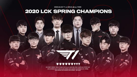 El cambio al cuchillo del furtivo ha sido uno de los responsables de la caída de los equipos coreanos - League of Legends
