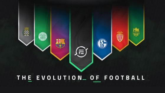 KONAMI presenta eFootball, su nueva marca para torneos de esports