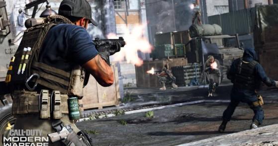 Call of Duty Modern Warfare: Novedades del multijugador, temporada 4, parche 1.22
