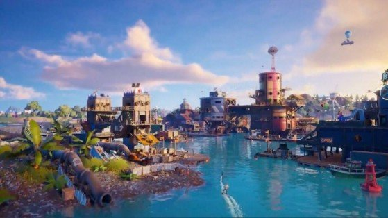 Fortnite Temporada 3: Nuevo mapa, mapa inundado, ubicaciones, Capítulo 2
