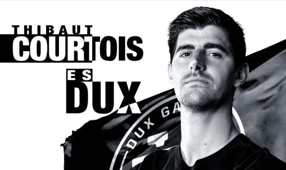 Courtois se pasa a los esports y ficha por DUX Gaming