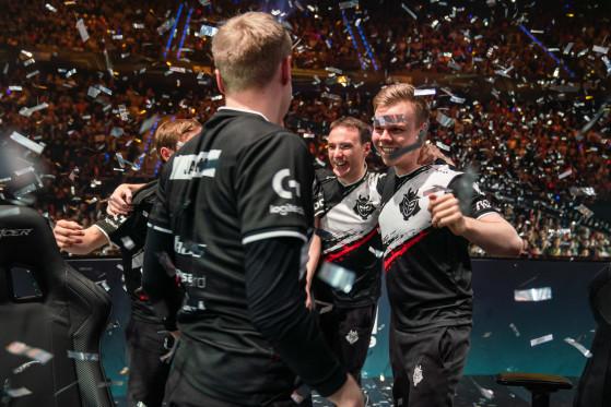 LoL: G2 Esports pierde hasta su identidad ante el peor equipo de Europa