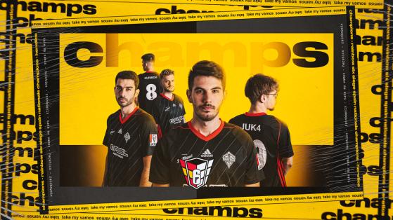 R6 Spain Nationals: Heretics es el mejor equipo de España y ya apunta a Europa