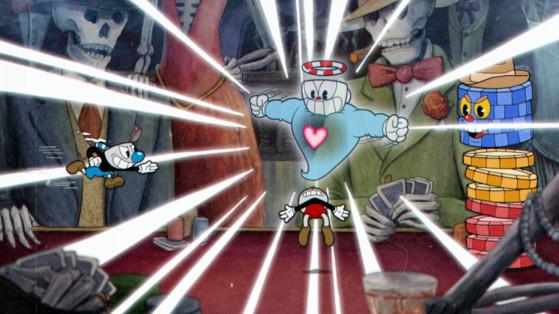 Cuphead llega HOY a PlayStation 4