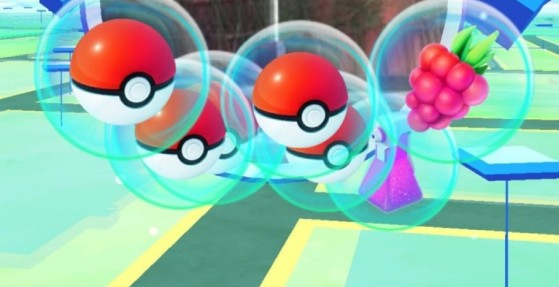 Pokémon GO: objetos