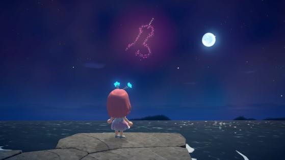 Animal Crossing New Horizons: Los usuarios están dibujando penes con los fuegos artificiales