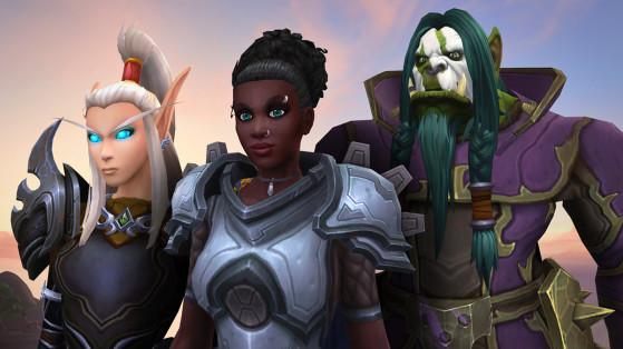 WoW Shadowlands detalla su preparche y cambia por completo la subida de nivel