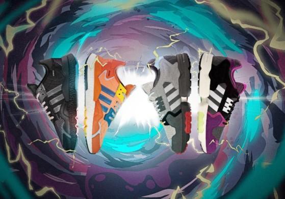Ninja patrocina la colección de zapatillas de deporte más feas de la historia