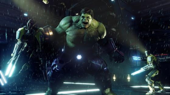 Hulk enfadado - Marvel's Avengers
