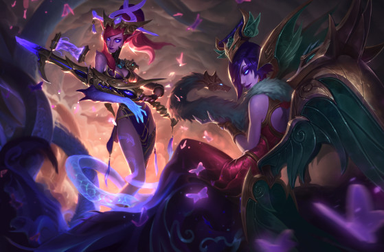 Morgana será especialmente fuerte en 2021 - League of Legends