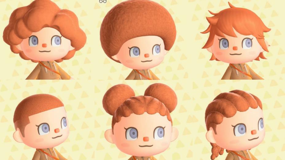 De última generación animal crossing peinados Colección De Cortes De Pelo Ideas - ¿Cómo conseguir los 6 nuevos peinados de Animal Crossing ...