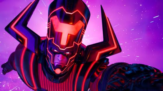 Se esperan grandes cosas del evento de Galactus - Fortnite : Battle royale