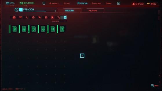 Puedes hacer módulos cibernéticos... Por ejemplo. - Cyberpunk 2077