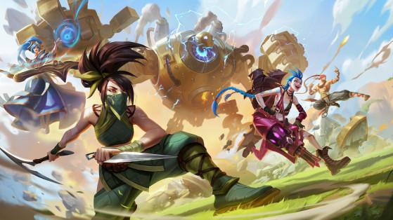 Análisis de League of Legends: Wild Rift para iOS y Android: el lolillo de bolsillo