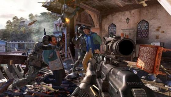 Call of Duty: Modern Warfare 3 Remastered está ya en camino, por lo menos como un mod