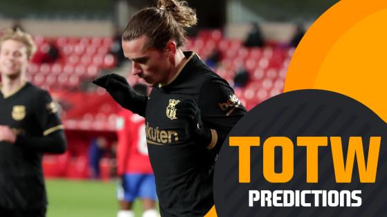 FIFA 21: Predicción del TOTW 16, el equipo de la semana de FUT - ¿Griezmann, titular?