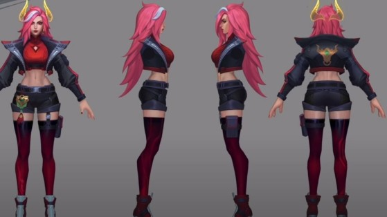 Wild Rift ya empieza a separarse de LoL y Miss Fortune tendrá una skin exclusiva