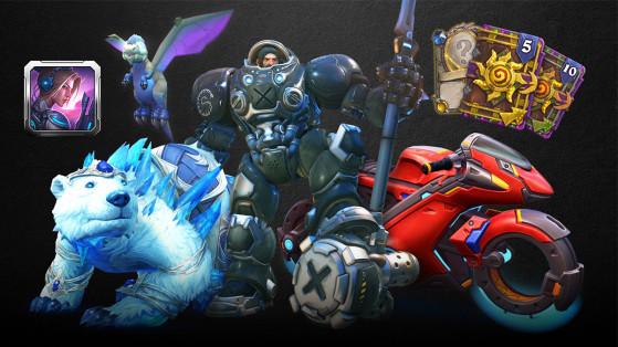 BlizzCon 2021: The Celebration Collection, packs del 30 aniversario de Blizzard y todo lo que traen