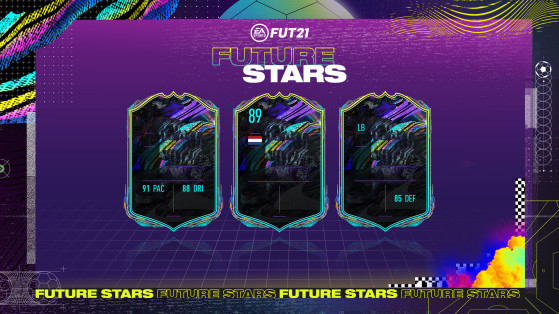 FIFA 21: Ya tenemos el primer equipo Future Stars de FUT