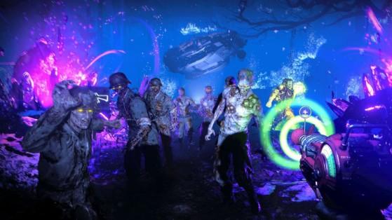Warzone: El modo zombis Outbreak, de mundo abierto, da pistas sobre el nuevo mapa del Battle Royale
