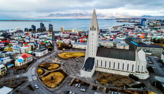 Hallgrímskirkja, la iglesia más famosa de Islandia. - League of Legends