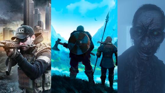 Los 11 mejores juegos en acceso anticipado de 2021, hasta ahora