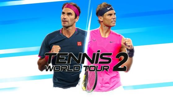Análisis de Tennis World Tour para PS5 y Xbox Series X|S - Ni con el Ojo de Halcón