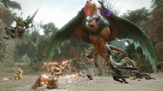 Monster Hunter Rise recibiría su primera expansión en 2022, con 20 monstruos nuevos, Rango G y más