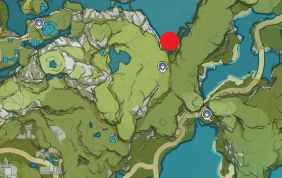 Dónde está la ciudad de Rhodeia - Genshin Impact