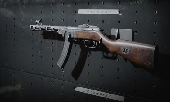 Warzone: La mejor clase y accesorios, hasta ahora, del subfusil PPSH-41