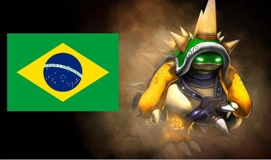 LoL: Tres jugadores de RNG y DWG Ghost pierden en SoloQ contra un Rammus brasileño con 200 de ping