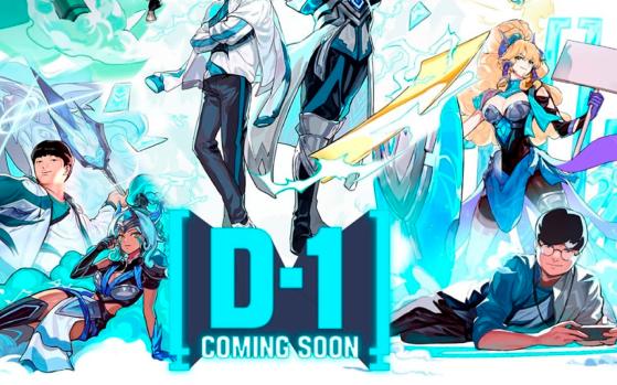LoL: El apoyo de DAMWON es otaku y pìdió que su skin estuviese basada en un personaje de anime