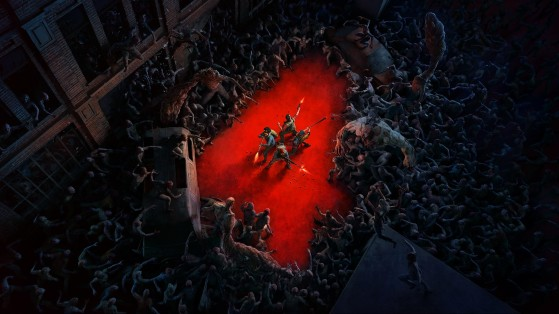 Back 4 Blood - Millenium