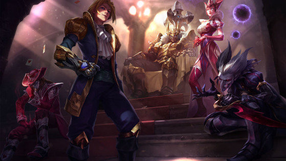 Una extraña resurrección para Mordekaiser - League of Legends