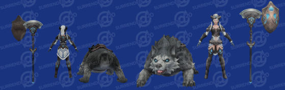 Esta skin de Sejuani nunca se llevó a cabo, pero dio la idea a Riot de actualizar el campeón - League of Legends