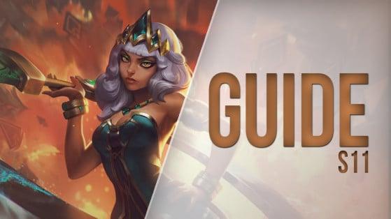 LoL - Guía Qiyana Mid: Builds, runas, trucos y consejos