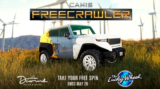 GTA Online: El Canis Freecrawler y todas las promociones de la semana, con doble y triple GTA$ y RP