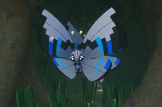 Vivillon en New Pokémon Snap - Millenium